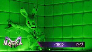 Заяц – Toxic