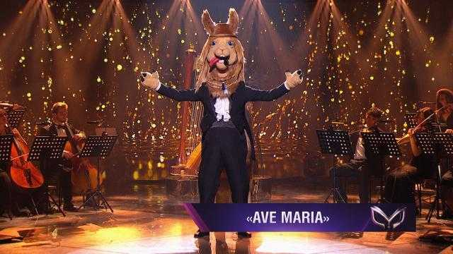 Лама – Ave Maria